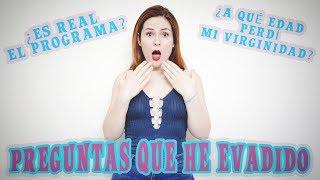 Preguntas que he evadido/ Paula Del Villar