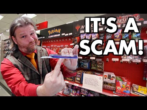 Do Not Buy This Magic The Gathering Scam