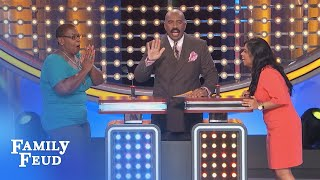 Hey! NAKED LAWN MOWER DUDE! Need a HAND??? | Family Feud