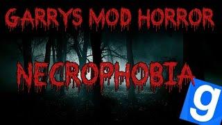 HORROR MAP: NECROPHOBIA [1/3] - Garry's mod (Z kumplami) #214 | URODZINY PRZEMKA! /W: Plaga, Diabeuu