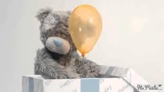 Me to You Tatty Teddy Happy Birthday
