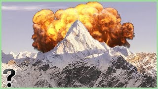 Could Mount Everest Be Destroyed?