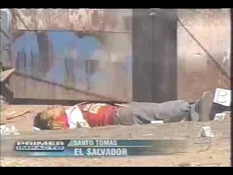 Mara Salvatrucha Mata Pandilleros De La 18th Street