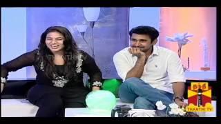 NATPUDAN APSARA - Vijay Antony & Sunitha Sarathy EP10, seg-3 Thanthi TV