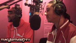 B2K interview part 1 - Westwood