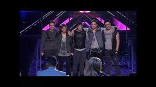 The Collective - Live Show 3 - The X Factor Australia 2012 - Top 10 [FULL]