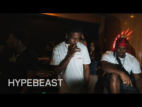 Xxx Mp4 Inside The A AP Mob Cozy Tapes Vol 2 Listening Party 3gp Sex