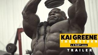 Kai Greene: The Return - Official Trailer #2 (HD) | Generation Iron