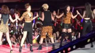 130825 - F(x) - Hot Summer @ M! Countdown What's Up LA KCON 2013