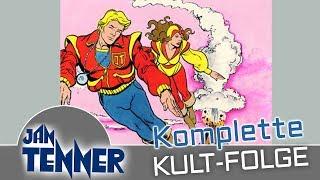 Jan Tenner Folge 08 - Red-Rock in Flammen HÖRSPIEL IN VOLLER LÄNGE