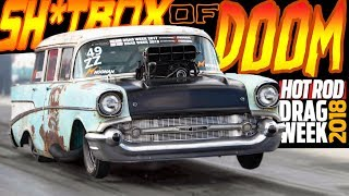 SH*T BOX OF DOOM - Most Ridiculous Street Car EVER