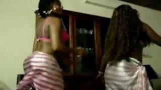 HOT MAPOUKA sexy ladies shake it wild