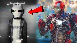No Creerás Quien era el Niño En Ironman 2 - Impactante Secreto Revelado