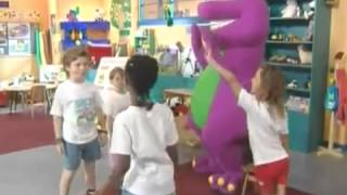 Barney Eating Right (Hebrew) Part 2