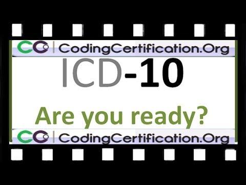 ICD-10 Coding — Crosswalking ICD-9 to ICD-10