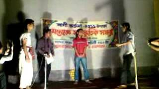 khulna medical college f unny  natok'' ''PORICHALOK  BIROMBONA'' by k-19 batch.MP4