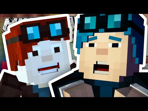 Xxx Mp4 Minecraft Story Mode I M IN THE GAME Episode 6 1 3gp Sex