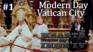 HoI4 - Modern Day Mod - Vatican City - Part 1