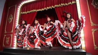танец Кан-Кан ( dance Cancan)