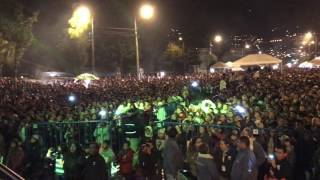 Bakatun en vivo Gino - Salsa Sur (Tribuna Del Sur)