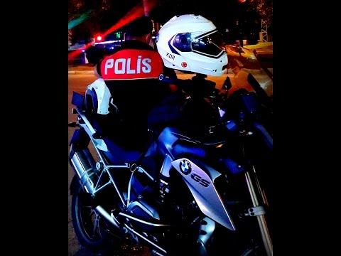 Mersin Motosikletli Polis Timleri MERSİN YUNUSLAR 2015