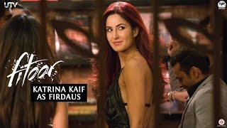 Katrina Kaif as Firdaus | Fitoor | Behind The Scenes | In Cinemas Feb 12