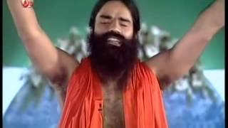 Pranayam for Skin Diseases by-Swami Ramdev Part 1
