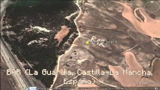 Google Earth - Lugares Secretos / Curiosos (Con coordenadas)