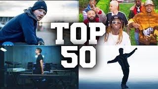 TOP 50 Male Songs of 2017