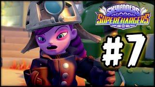Skylanders SuperChargers - Gameplay Walkthrough - Part 7 - MAGS!