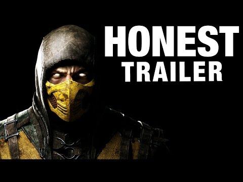 MORTAL KOMBAT X Honest Game Trailers