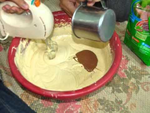 Cara Membuat Kek Idola