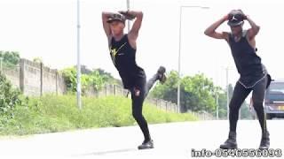 SARKODIE-GBOZA DANCE VIDEO BY YKD YEWO KROM DANCERS