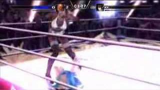 Rumble Roses XX - Aisha Star Lethal