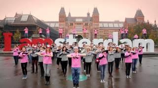 I love it (Icona pop) -Flashmob Monôme Pharma Montpellier 2013-