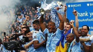 Manchester City ● Double Winners ● 2013/14 HD