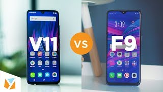 Vivo V11 vs OPPO F9 Comparison Review