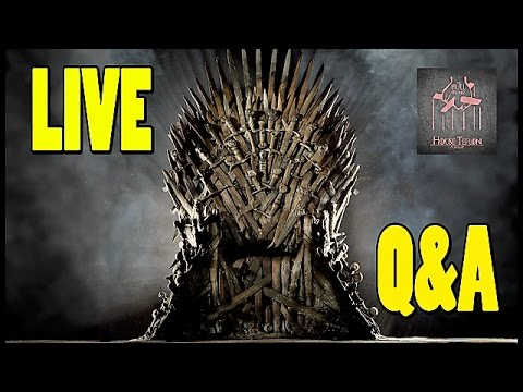 Game of Thrones Season 7 LIVE Q&A