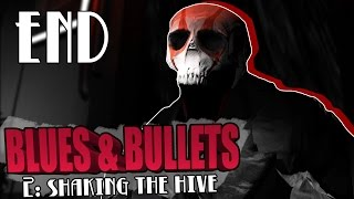 Let's Play Blues and Bullets [Episode 2] Part 4 Ending - Goodbye [Gameplay/Walkthrough]