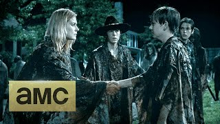 Talked About Scene: Episode 609: The Walking Dead: No Way Out