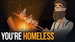 What If You Became Homeless In America? | IFLAND