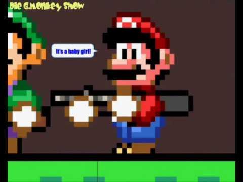 Super Mario Bros. Spielfilm Verarsche by MECKI