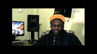 VUZU.TV: V Entertainment - Kwesta's New Album