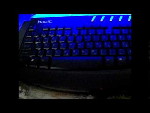 How to illuminate your keyboard