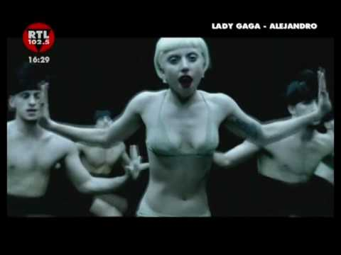 LADY GAGA - ALEJANDRO da RTL 102,5 official video.VOB