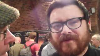 ralfy.com @ Glasgow's Whisky Festival 15/23 (chatting with the maltsters)
