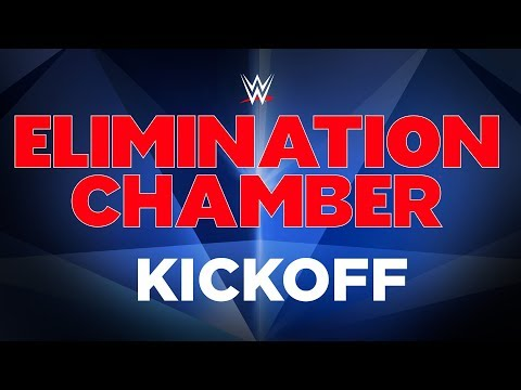 Xxx Mp4 Elimination Chamber Kickoff Feb 17 2019 3gp Sex