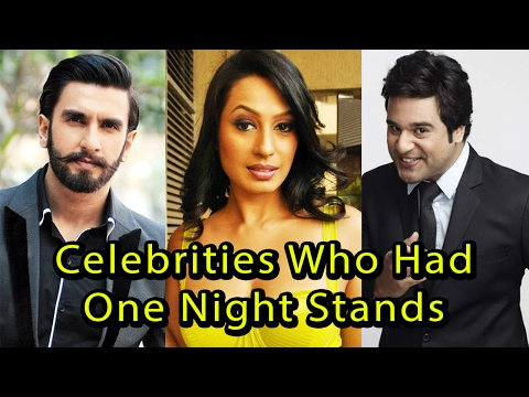 7 Celebrities Who Have Admitted To Having One-Night Stand