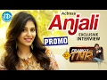 Actress Anjali Exclusive Interview - Promo || Frankly With TNR #52 || Talking Movies with iDream