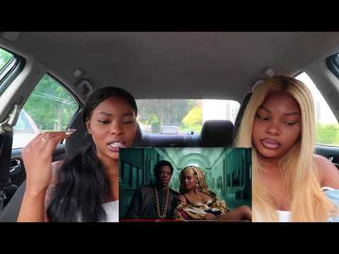 APES**T - THE CARTERS REACTION | NATAYA NIKITA